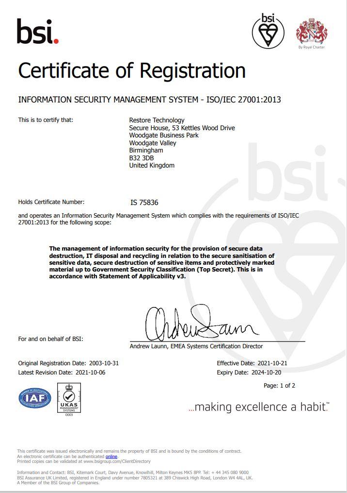 ISO27001-RT